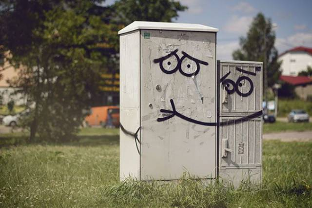 Clever Acts Of Vandalism That Created A Beautiful Modern Art