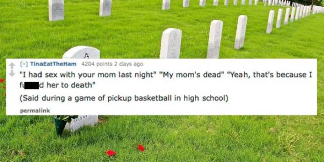 Comebacks That Are So Brutal Someone's Gonna Need To Call The Burn Unit