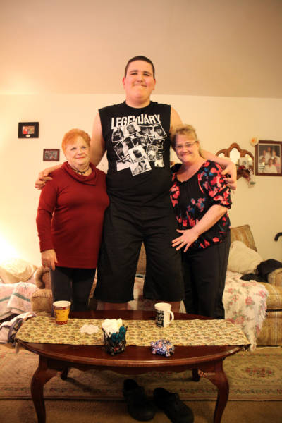 Here Is The Tallest Teen In The World