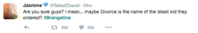 Hilarious Twitter Reactions To Angelina Jolie And Brad Pitt's Divorce News