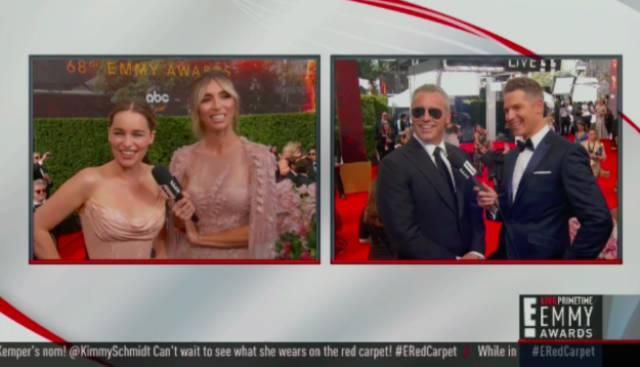 Matt LeBlanc's Awkward Joke About Emilia Clarke At The Emmys