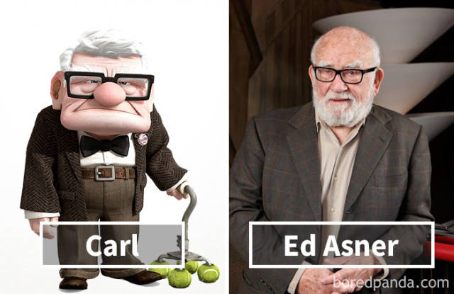 The Actual Voices Behind Our Favorite Cartoon Characters