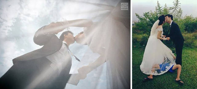 The Magic Behind The Making Of These Gorgeous Photos