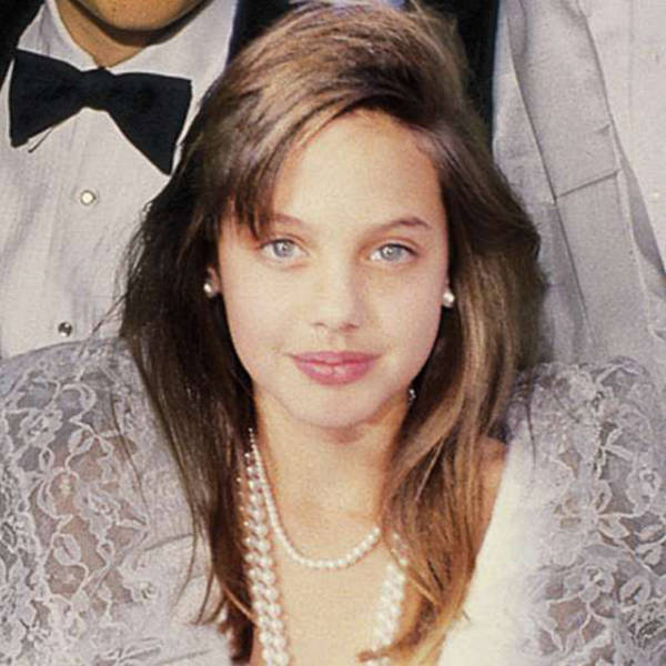 Transformation Of Angelina Jolie Through The Years