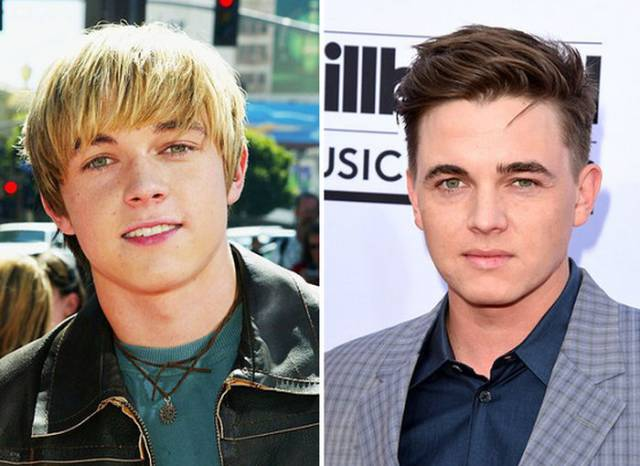 How The Most Popular Celebrities Of The 2000s Looked Back Then vs Now