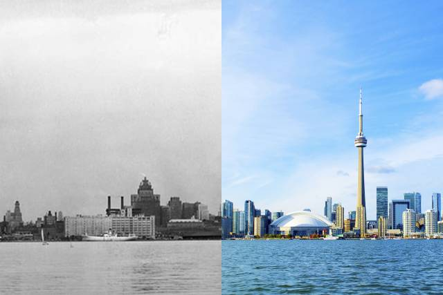How City Skylines Have Changed Throughout The Years