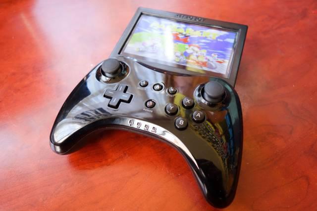Guy Makes A Kickass Portable Retro-Gaming Console