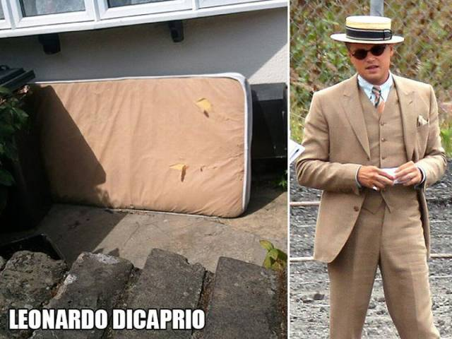 Who Wore It Better: A Mattress Or A Celebrity
