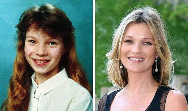 Take A Look At How These 12 Top Models Looked When They Were Kids