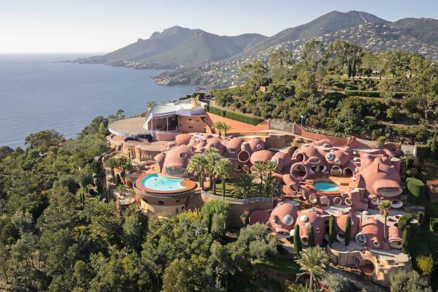 The Bubble House: The Most Expensive House In Europe