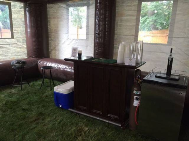 This Cool Inflatable Irish Pub Will Be Great For Any Event