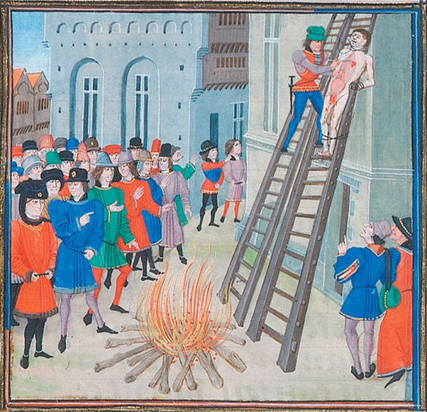 Here Are The Most Awful Ways To Die In The Middle Ages