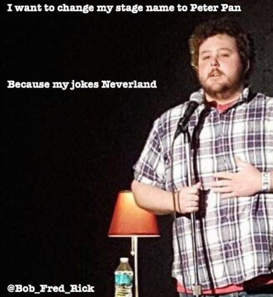 Witty And Funny Jokes Told By Comedians