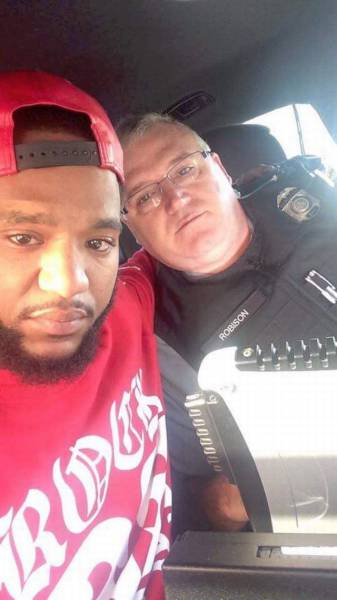 A Cop Did A Decent Thing After This Guy Was Pulled Over For Speeding
