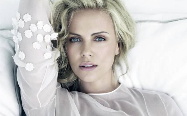 Charlize Theron's Transformation For Her New Movie Role