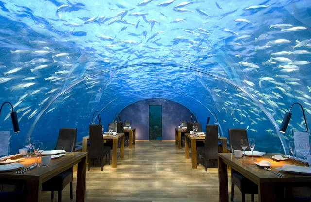 The Most Astonishing And Unique Restaurants In The World