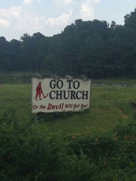 These Signs Will Make You Look Twice