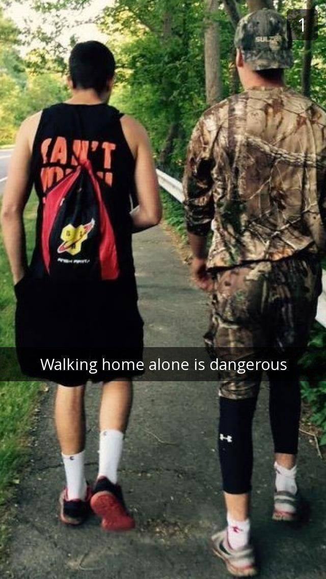 The Saddest Gallery Of Snapchats That You've Ever Seen