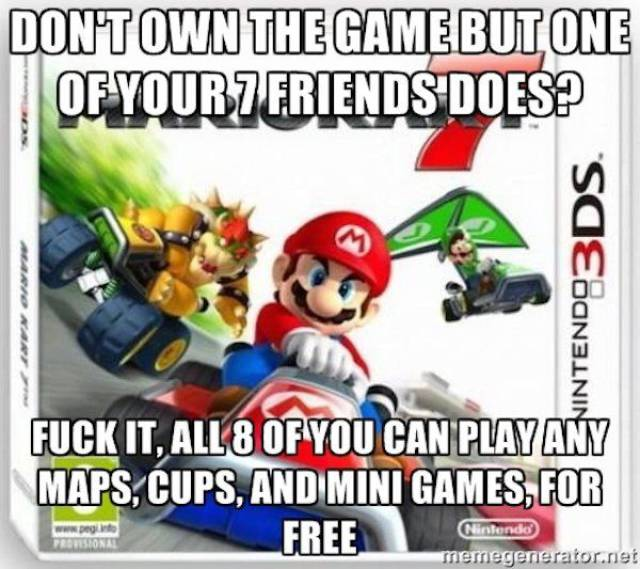 This Is For All The Geeks, Nerds, And Gamers Out There!