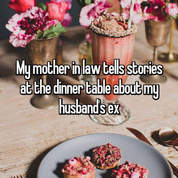 Crazy Stories About Crazy Mothers-In-Law