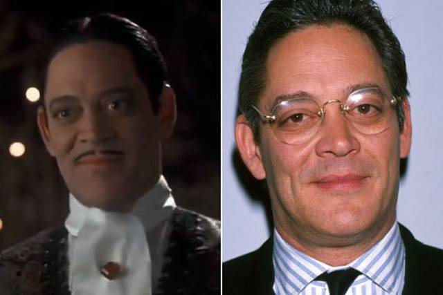 """How """"The Addams Family"""" Actors Have Changed In The Last 25 Years"""