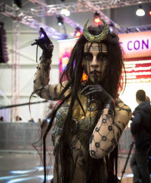 A Few Amazing Cosplays From Comic-Con Russia