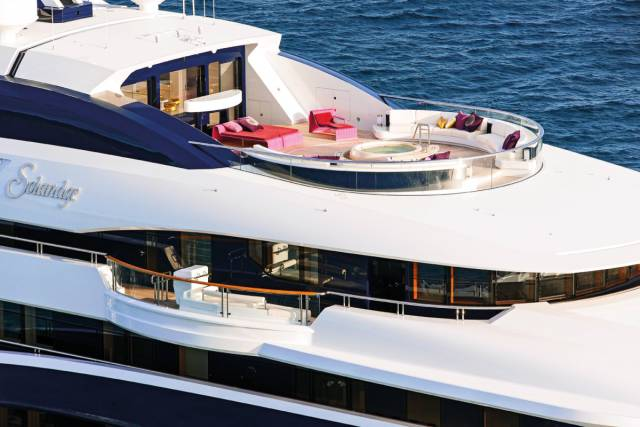 This Superyacht At The Monaco Yacht Show Is On Sale For $174 Million