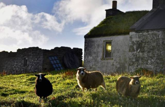 A Glimpse Into Daily Life Of People On The Remotest Island Of Great Britain