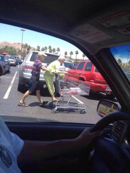These Elderly Couples Prove That You