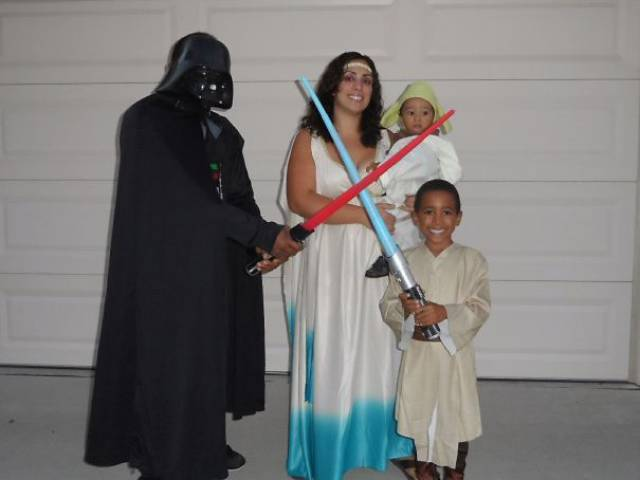 Clever Halloween Costume Ideas For Parents And Kids