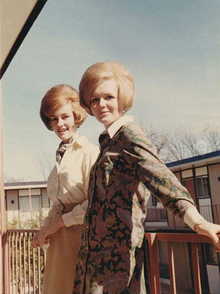 Insane Women's Hairstyles From The 60s