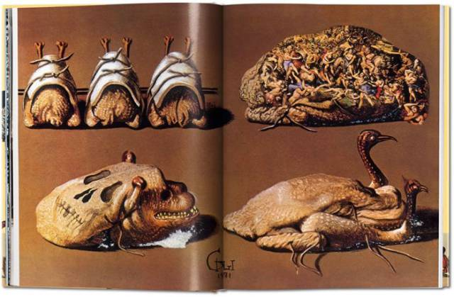 Rare Surrealist Cookbook Of Salvador Dali Is Being Republished