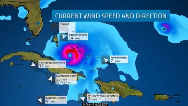 Recap Of Destructive Hurricane Matthew