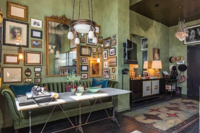 Johnny Depp Put His LA Penthouse Up For Sale