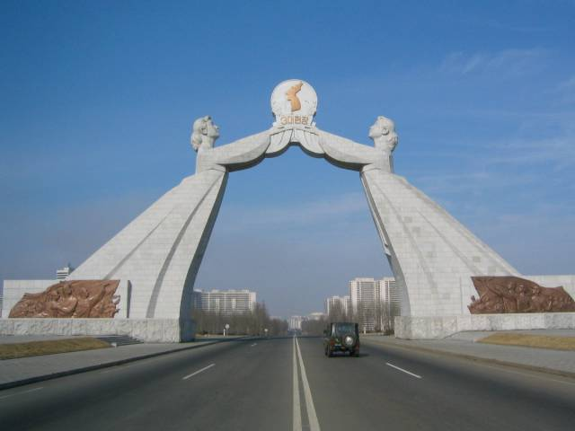 Weird And Unusual Architecture Of North Korea