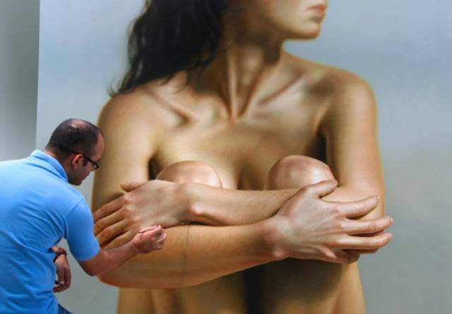 15 Mind-Blowing Examples Of Hyper Realistic Artwork