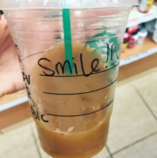 Barista Writes A Simple Message On A Cup Of Coffee That Was A Life Savior For A Girl Who Thought About Suicide