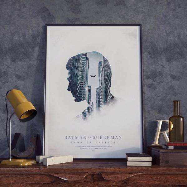 Guy Redesigns One Movie Poster Per Day