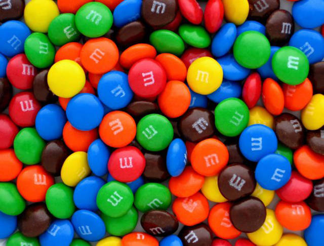 Here Are The Most Popular Candies In America In 2016