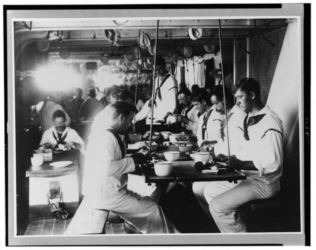 Impressive Photos Of The United States Navy Throughout History