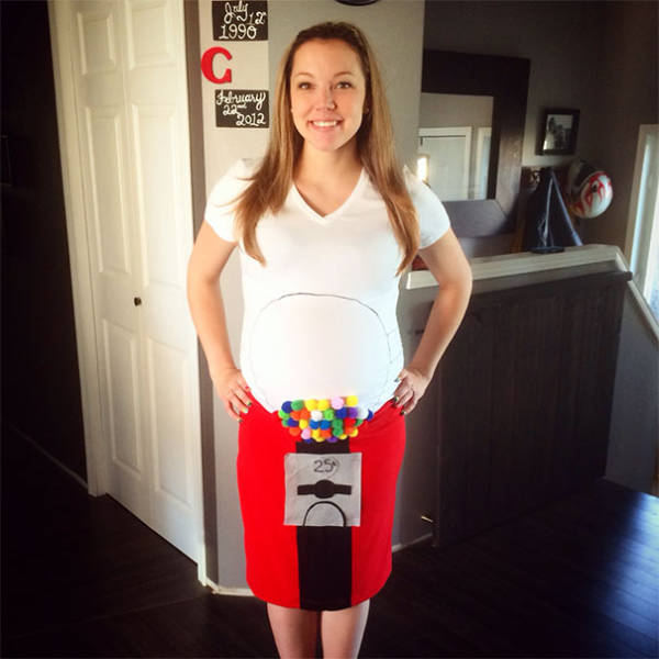 Pregnant Women Who Nailed Their Halloween Costumes