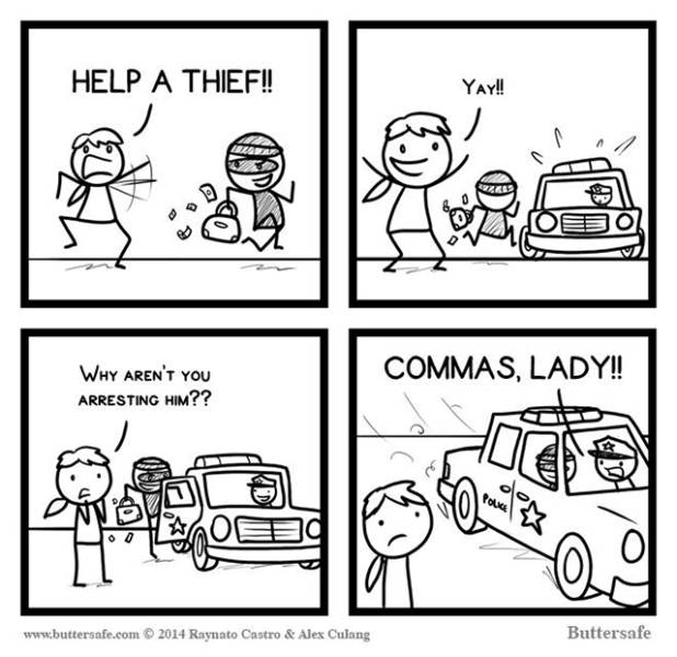 Funny Grammar Jokes That You Won't Help But Laugh At