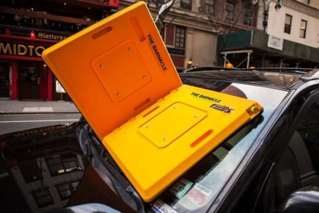 Bad News For The Drivers Who Don't Respect Parking Laws