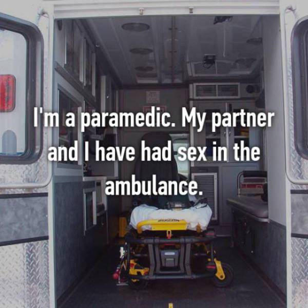 Firefighters And EMTs Reveal Things They Normally Keep To Themselves