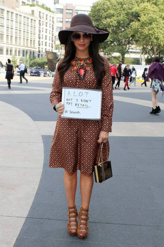 Random People On The Street Confess How Much Their Clothes Cost