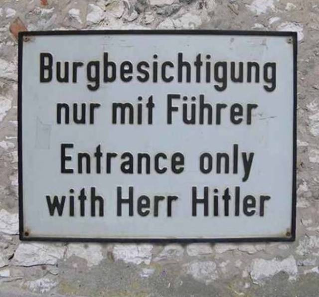 Accidentally Offensive Products And Signs Spotted In Germany