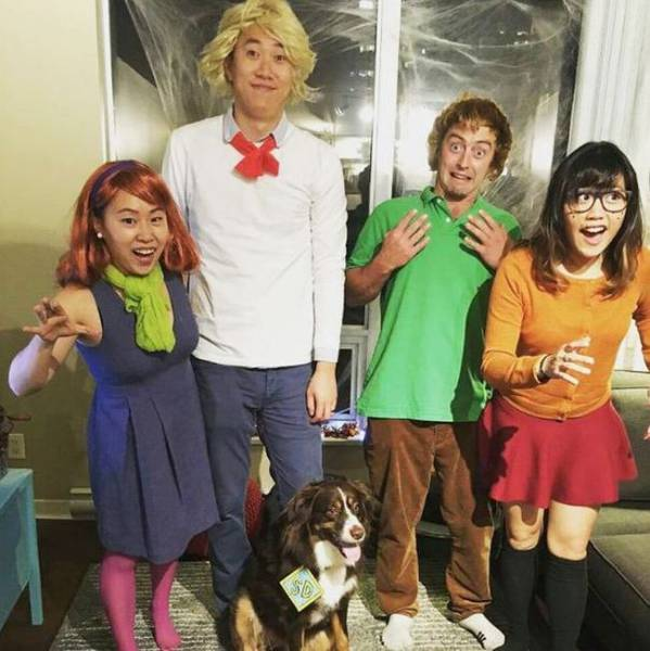 4 People Halloween Costumes Girls.Cool Halloween Costumes Ideas For Groups 20 Pics Picture 4