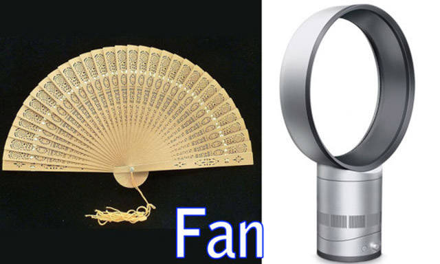 Everyday Objects' Evolution Throughout The Years