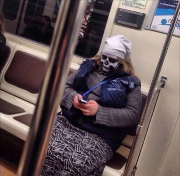 Seeing These People On Commute Will Make Your Day So Much Better