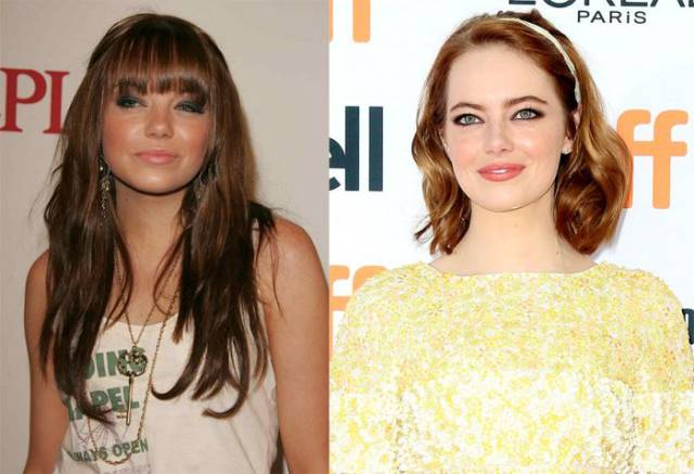 Celebs Before And After They Hired To Stylists